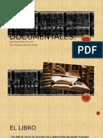 Diccionarios Especializados, Libros, Documentales