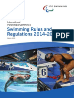 ipc+swimming+rules+and+regulations