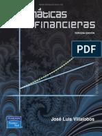 Matemáticas Financieras - Villalobos - 3edi