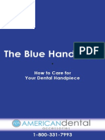 How to Care for Your Dental Handpiece