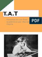 T.A.T LAMINAS