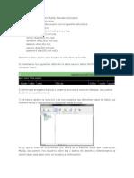 Práctica II MySQL and Navicat
