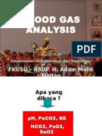 k12 Blood Gas Analysis