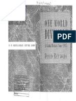 Reynolds, David_One World Divisible (Capítulos 2, 3, 4, 7 y 8)