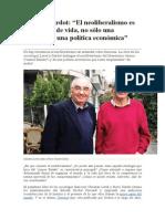 2014.10.10-Laval y Dardot-El Neoliberalismo Es Una Forma de Vida