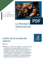 La revelación sobrenatural