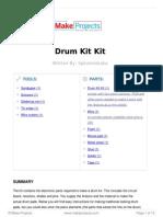 Spikenzie Labs Drum Kit