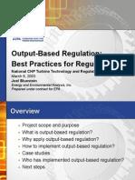 OB Regulation CHP