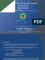 Contoh Presentasi Prakerin XI MM TAHAP 2 Tahun 2013