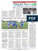 The Daily Tar Heel for March 17, 2015