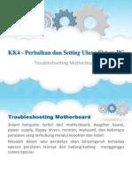 2. Troubleshooting Motherboard