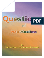 Book Questions of Non-Muslims
