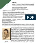 Historia Del Cooperativismo Mundial