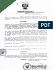 Reglamentación de La Ley 25333 de Tecnicos egresados de un IST