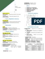 Anatomia Patológica  sinais vitais