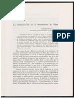 La Exterioridad en El Pensamiento de Marx. Enrique Dussel