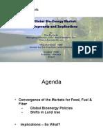 The Global Bio-Energy Market
