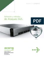 Tipos de Ataques DOS y DDOS