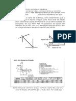 Lista 1 -Estruturas Metálicas