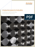 Acindar Productos Industria