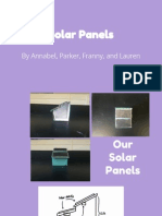 solar panels stem