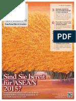 Sind Sie Bereit Für ASEAN 2015
