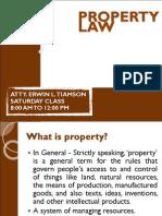 Erwin L Tiamson - Property Keynote