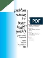 Handbook PSBH