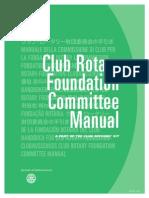 Club Rotary Foundation
