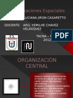 Organizaciones Espaciales Luciana Jiron, Teoria II