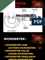 Micrometer 2