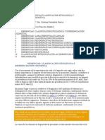 Capitulo Xx Demencias Clasificacion Etiologica y Diferenciac