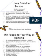 Dale Carnegies How to Win Friends (1)