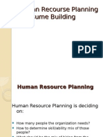 HRPlanning (Lecture No. 3)