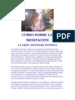 Curso Meditacion Mindfulness