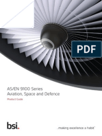 BSI AS9100 Product Guide