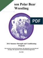 Strength Program Week 1-12 EX