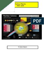 Nuclear Physics 1