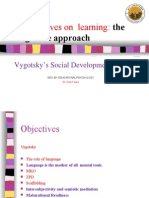 The_Cognitive_Approach-Vygotsky.ppt