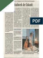 Zeitungsartikel des Mannheimer Morgens