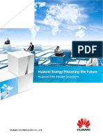 Huawei Indoor_Outdoor Power Solution Brochure