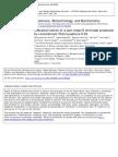 Characterization of a yam class IV chitinase produced by recombinant Pichia pastoris X-33