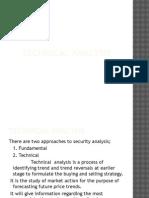 Unit 5-Technical Analysis