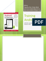 Trainingandroid Pptxrepaired 120527192357 Phpapp02