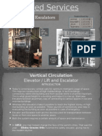Elevators and Escalators
