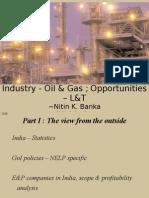 Oil & Gas Analysis