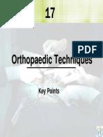 manajemen ortopedik