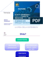 2015 Motore sanità - Dott. Stefano Campostrini