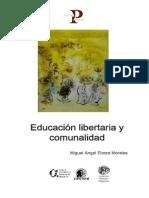 Educación libertaria y comunalidad