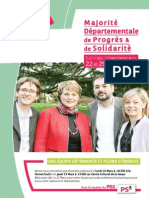 Le programme de Michèle Pham-Baranne et Michaël Pinault pour Tarbes3